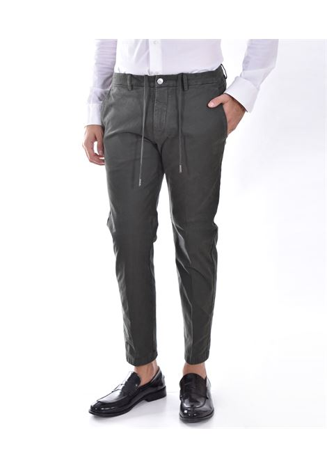 Pantalone Be Able Mike Shorter gsx w21 verde BE ABLE | GSX15