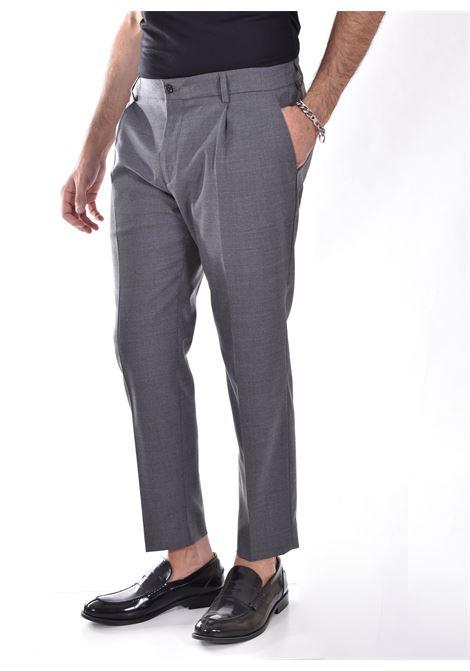 Pantalone Be Able Riccardo grigio BE ABLE | WBS07