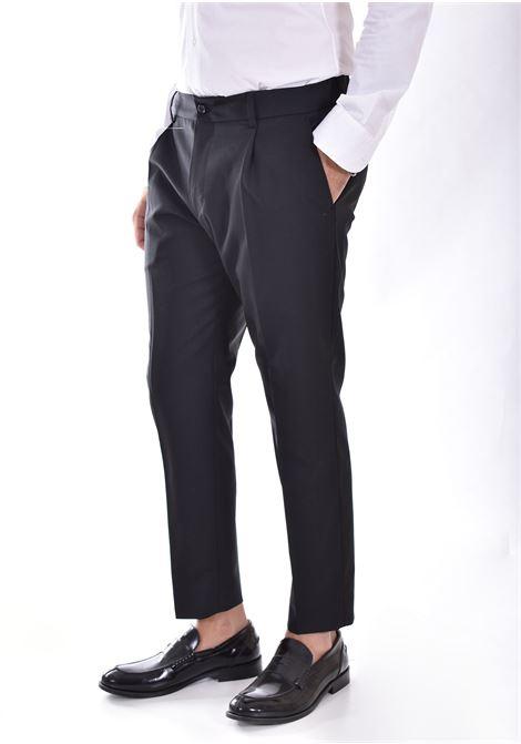 Pantalone Be Able Riccardo nero BE ABLE | WBS99