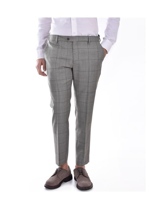 Be Able Alexander Shorter checked trousers BE ABLE | WMECO2102