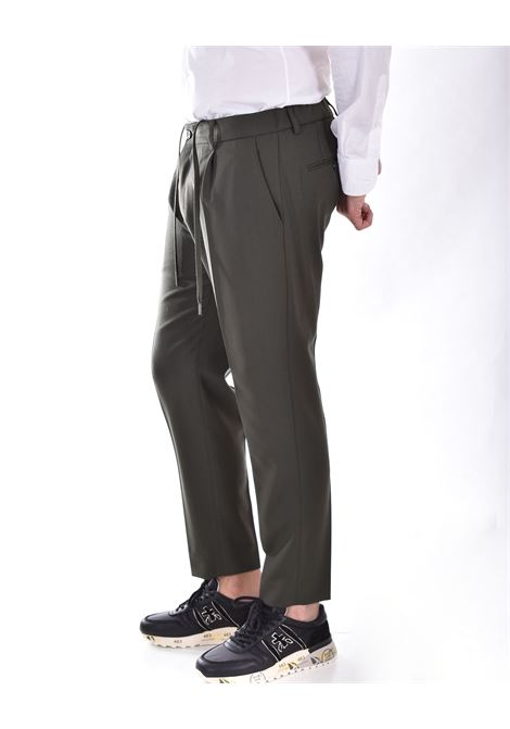 Pantalone Be Able Riccardo wml verde BE ABLE | WML15