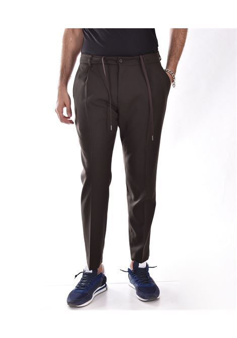 Pantalone Be Able Riccardo wml marrone BE ABLE | WML20