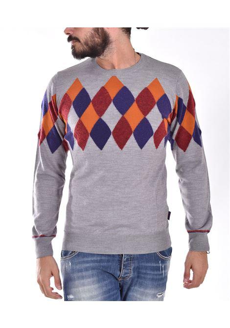 BoB rhombus sweater car BOB | CAR01