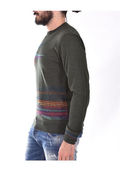 BoB green Gepy sweater BOB | GEPY01