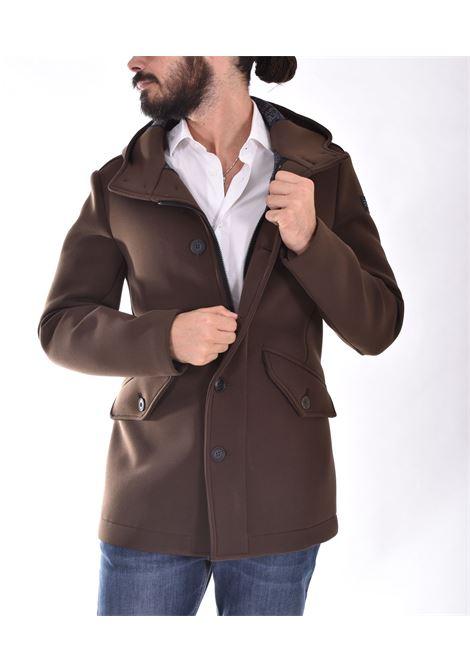 Cappotto BoB marrone icy cappuccio BOB | ICY42401