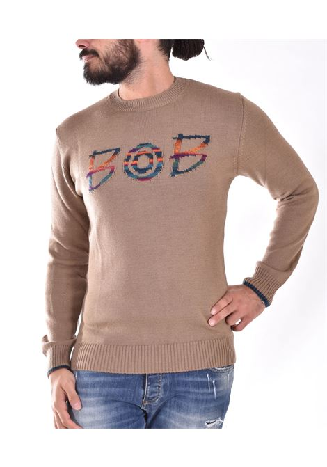 BoB brown kurtis sweater BOB | KURTIS01