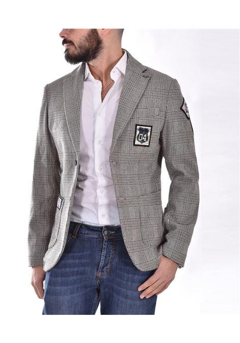 BoB post design checkered jacket BOB | POST50001