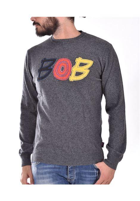 BoB Sean gray sweater BOB | SEAN01