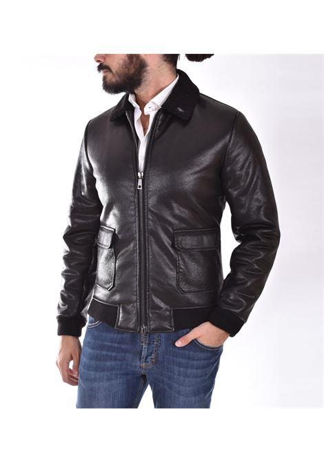 BoB SHET faux leather jacket black BOB | SHET45001