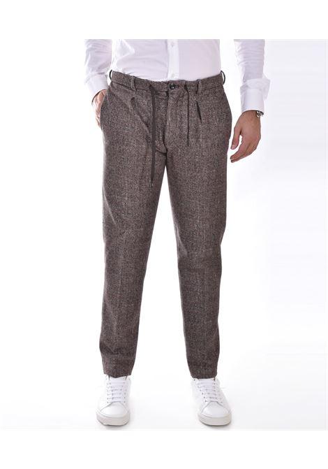 Circolo 1901 brown pences trousers CIRCOLO 1901 | CN321502