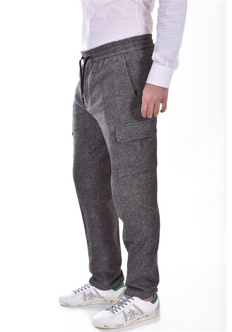 Circolo 1901 fleece cargo trousers CIRCOLO 1901 | CN326201