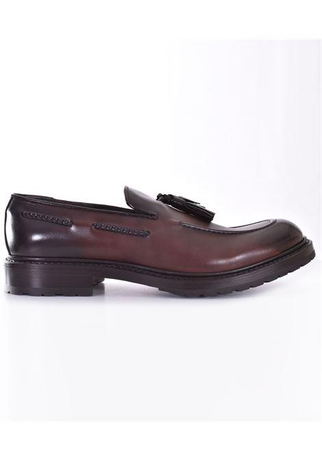 Claudio Marini dark brown tassel loafers CLAUDIO MARINI | 824801