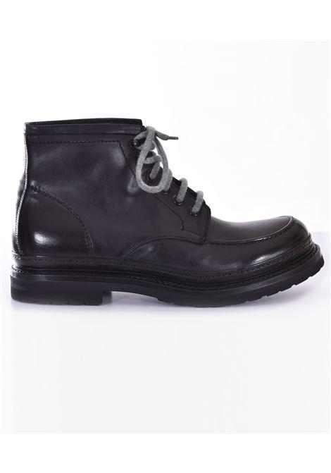 Claudio Marini shoes black leather ankle boot CLAUDIO MARINI | 825901