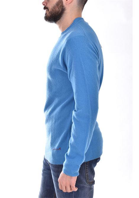Maglia Daniele Fiesoli cashmere azzurro DANIELE FIESOLI | WS3202525