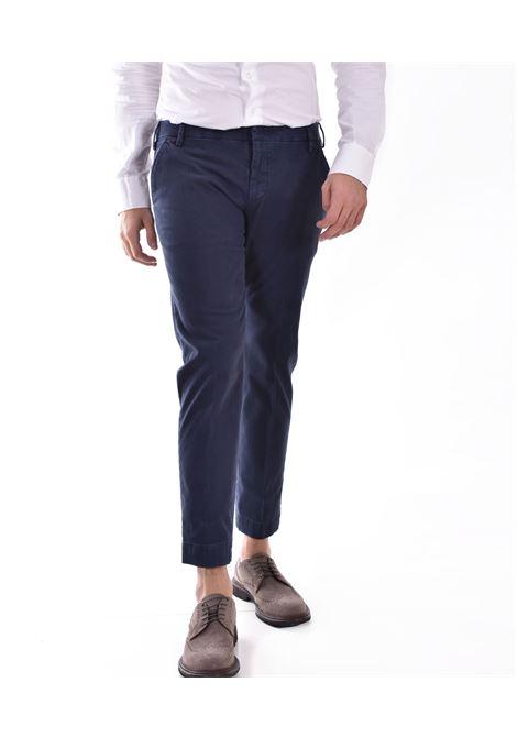 Dark blue short Entre Amis trousers ENTRE AMIS | 81881970L92601