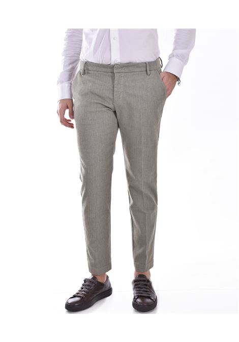 Pantalone Entre Amis microfantasia nocciola ENTRE AMIS | 81882069L1702