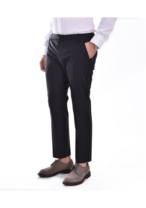 Black short Entre Amis trousers ENTRE AMIS | 818843001