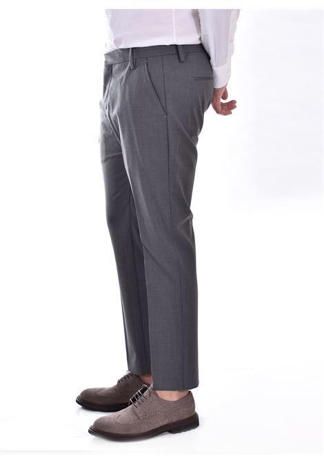 Gray short Entre Amis trousers ENTRE AMIS | 818843002
