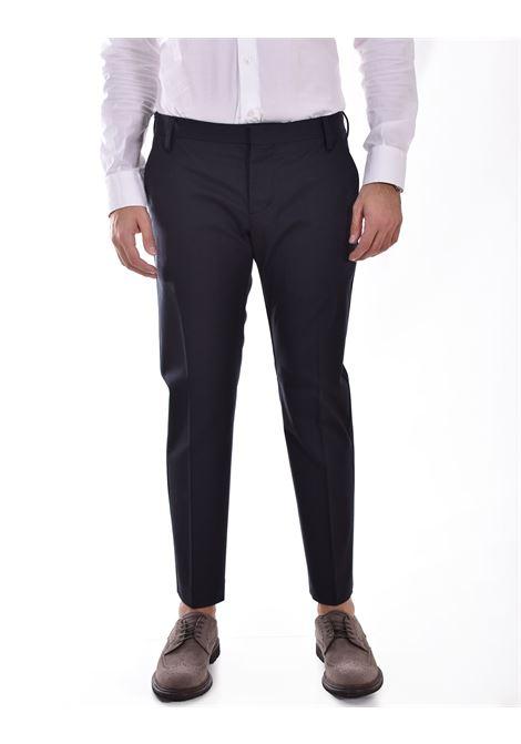 Blue short Entre Amis trousers ENTRE AMIS | 818843003