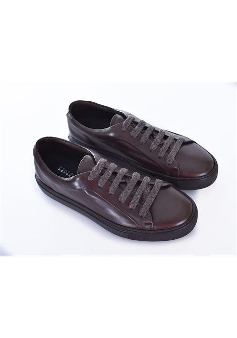 Fratelli Rossetti shoes ebony trenton sneakers FRATELLI ROSSETTI | 4652058821