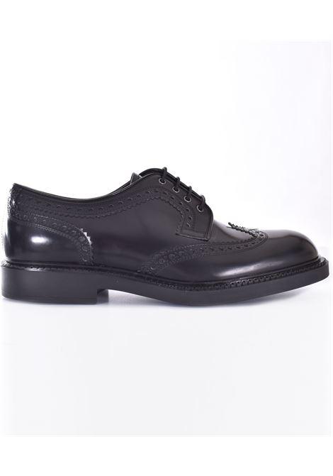 Fratelli Rossetti shoes milton black FRATELLI ROSSETTI | 4664494001