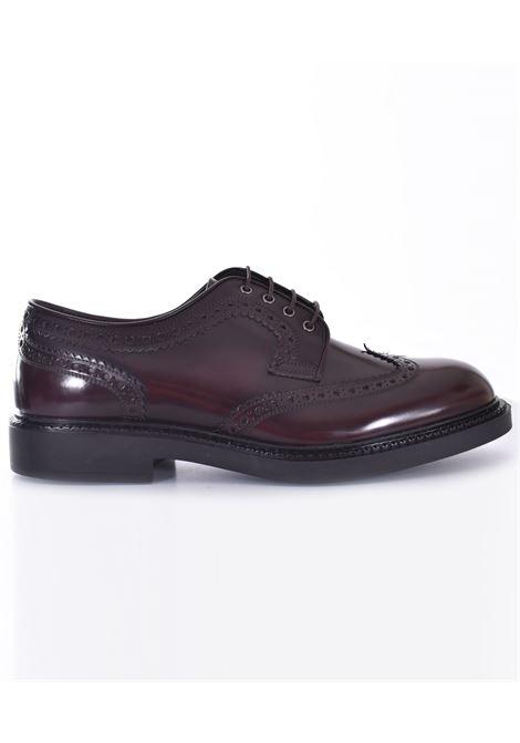 Fratelli Rossetti shoes milton bordeaux FRATELLI ROSSETTI | 4664494060