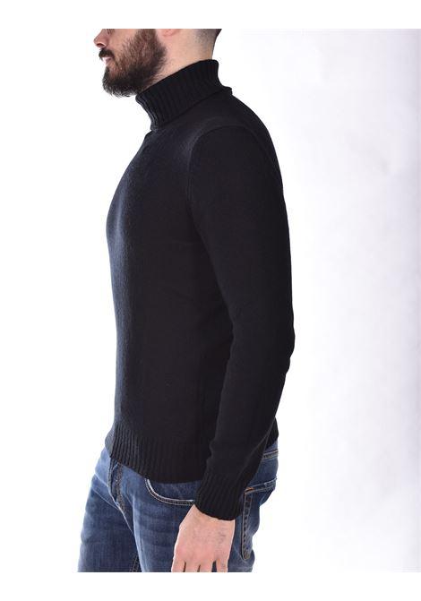 Dolcevita Gran Sasso air wool nero GRAN SASSO | 1312622601099