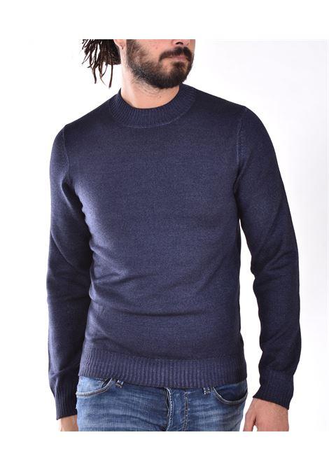 Maglia Gran Sasso lupetto vintage blu GRAN SASSO | 2311631712905