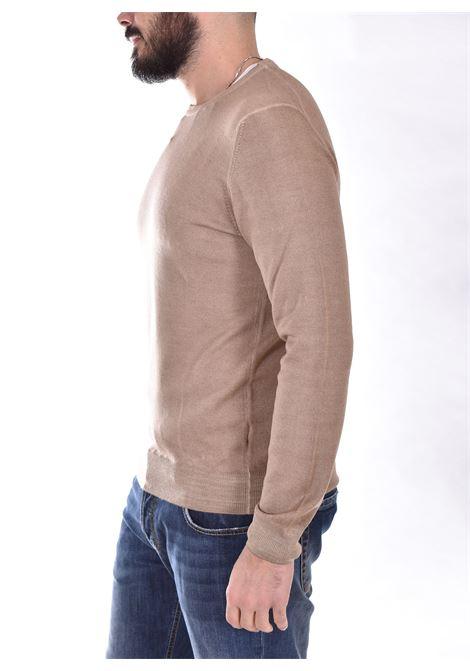 Maglia Gran Sasso vintage paricollo beige GRAN SASSO | 5516722792625