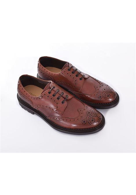 Green George boston brown rock shoes GREEN GEORGE | 201101