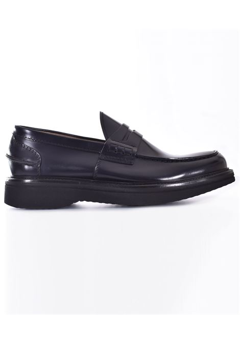 Green George polished blue loafers GREEN GEORGE | 2024101