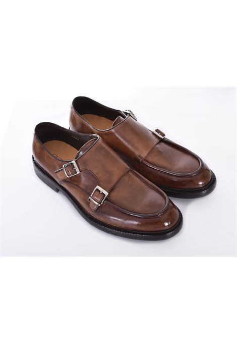 Green George shoes maremma ventosa brown GREEN GEORGE | 700401