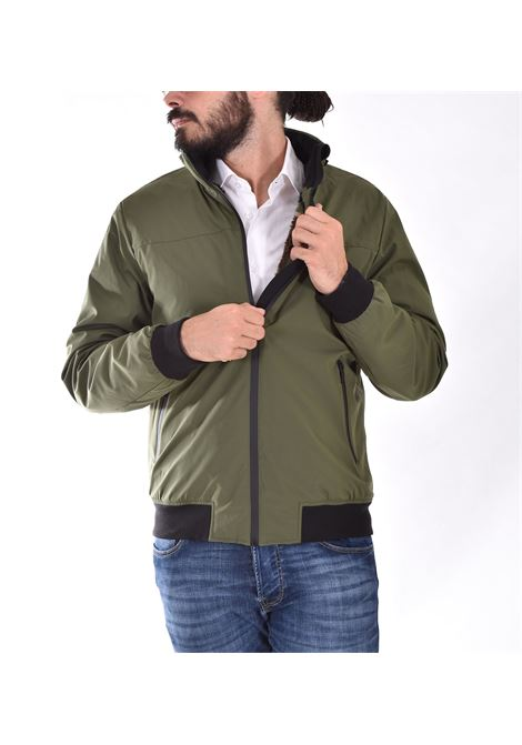 MC2 country sherpa green jacket MC2 SAINT BARTH | 525461