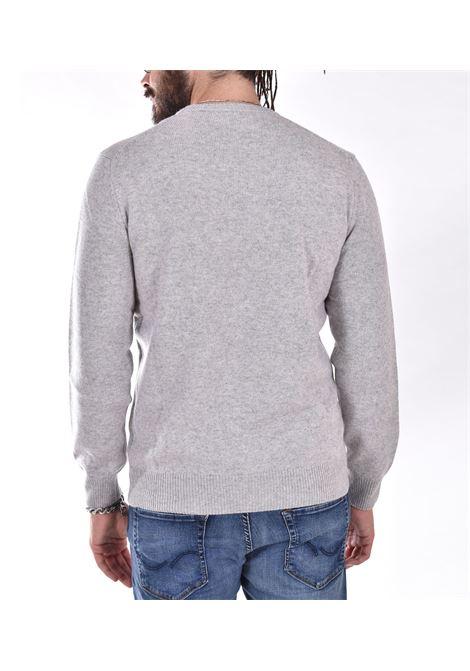 MC2 champion champagne gray sweater MC2 SAINT BARTH   CMC54