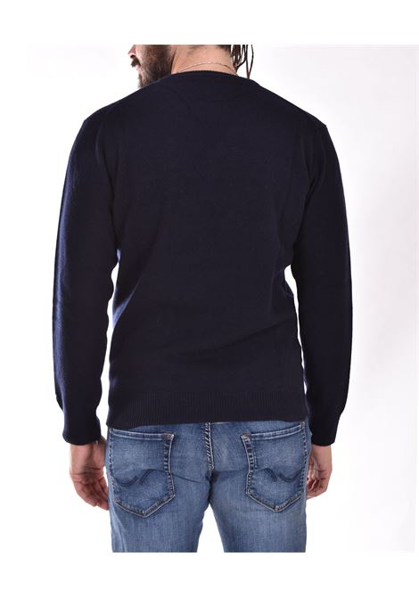 MC2 monchamp blue sweater MC2 SAINT BARTH   MNC32I61