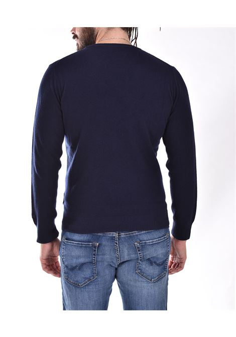 MC2 peanuts snoopy smile blue sweater MC2 SAINT BARTH   SNSM61