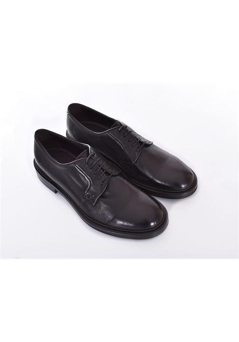 Migliore  black matte oxford derby shoes MIGLIORE | 79031