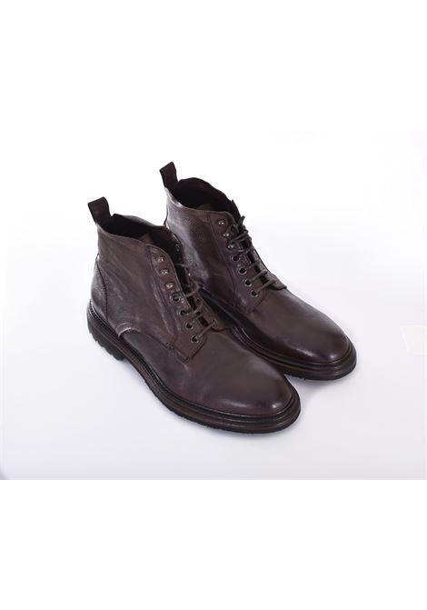 Shoes Miglioret dark brown leather ankle boot MIGLIORE | 82081