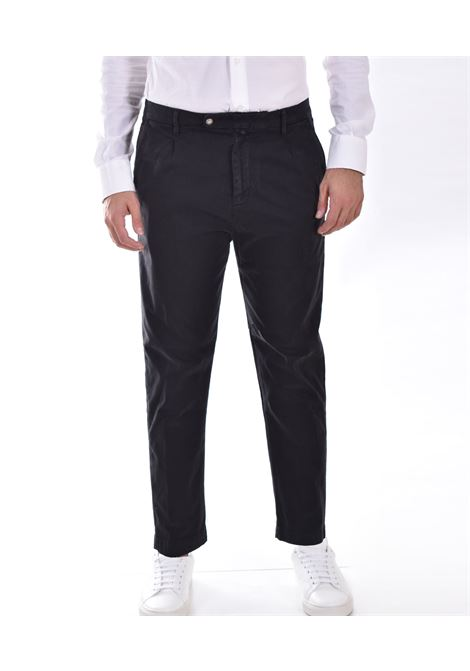 Officina 36 black trousers mark OFFICINA 36 | 02727P845301