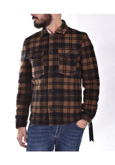 Officina 36 jacket ezio square shirt OFFICINA 36 | 7430084911