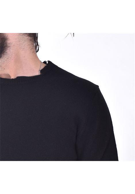Officina 36 black cuts jersey OFFICINA 36 | CULM10801