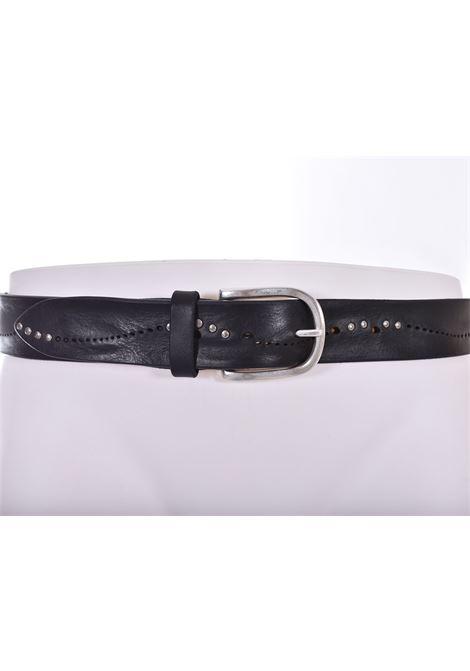 Cintura Orciani bull soft borchie forata ORCIANI | U0804299