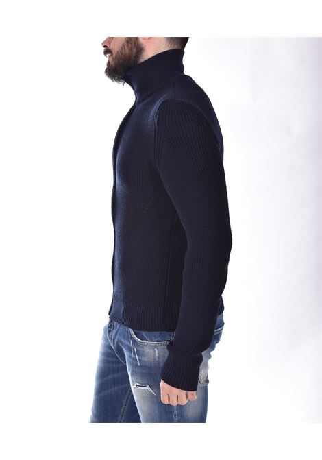 Outfit Italy high neck zip sweater OUTFIT ITALY | M040174