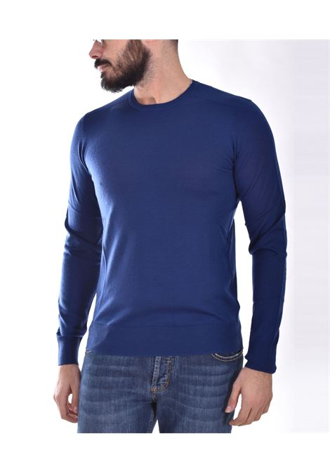 Patrizia Pepe royal blue crew neck sweater PATRIZIA PEPE | M1250A124C166