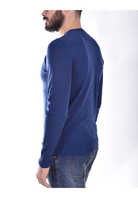 Maglia Patrizia Pepe girocollo blu royal PATRIZIA PEPE | M1250A124C166