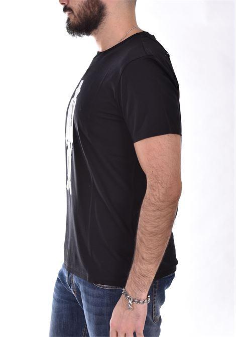 T shirt Patrizia Pepe nera stampata PATRIZIA PEPE | M1324AT23K102