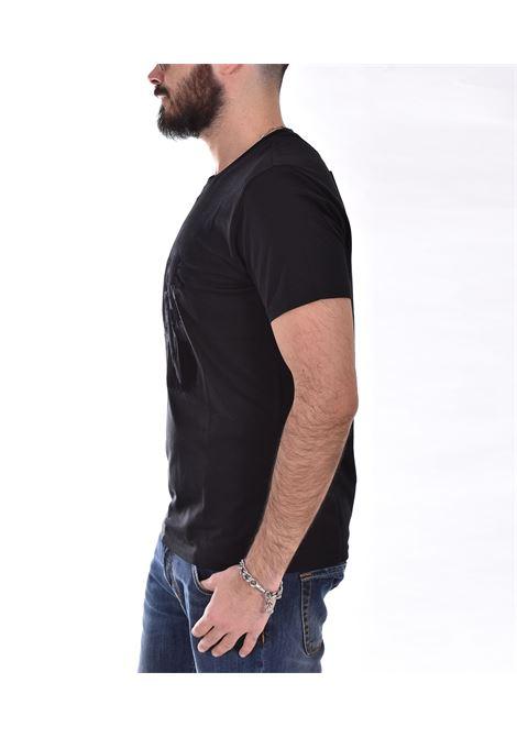 T Shirt patrizia Pepe stampa nera PATRIZIA PEPE | M1326AT23K102