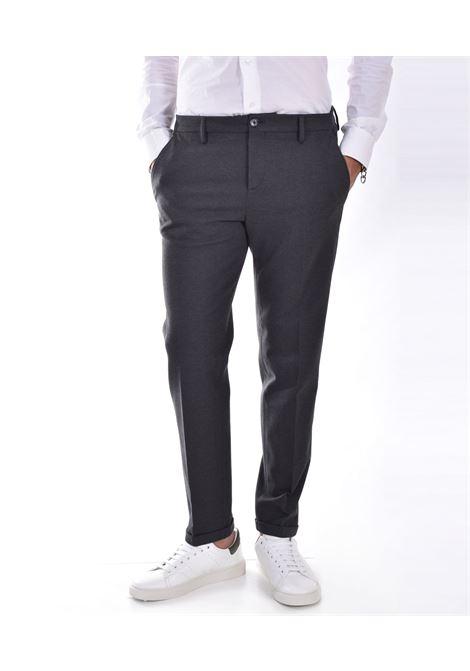 Patrizia Pepe anthracite gray jersey trousers PATRIZIA PEPE | P0429A714S151