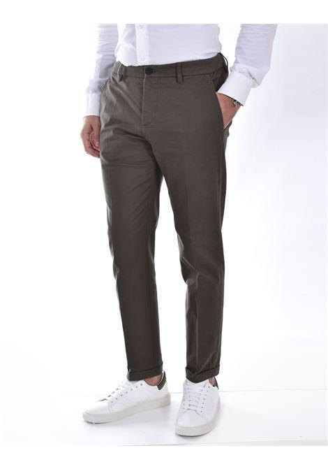 Patrizia Pepe green denim trousers PATRIZIA PEPE | P0429A9X6G480