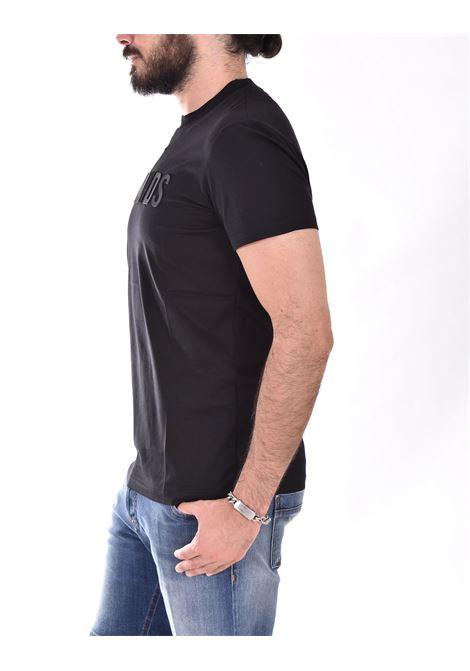 T shirt PMDS yannis nera PMDS | 725TS02